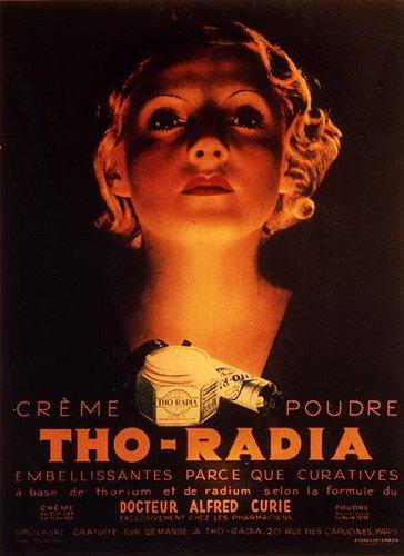 Tho-radia para la belleza