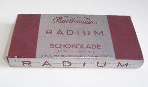 Cosmética y medicinas en 1920: Un poco de radiactividad para ser bellos y sanos 7