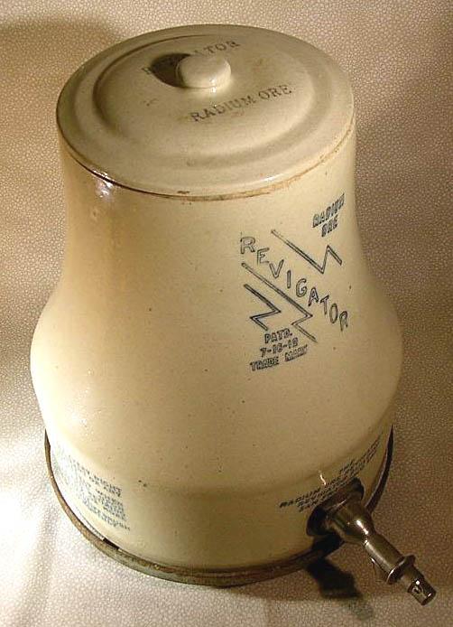 Cosmética y medicinas en 1920: Un poco de radiactividad para ser bellos y sanos 5