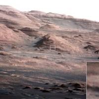 Nuevas fotos de Curiosity a color y mas nítidas