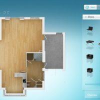 Crear diseños 3D de interiores con Amikasa