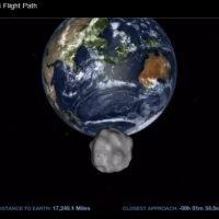 El asteroide 2012 DA14 esta por visitarnos: Datos que debemos saber