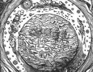 geocentrismo cientificos españoles dicen que la tierra es el centro del universo