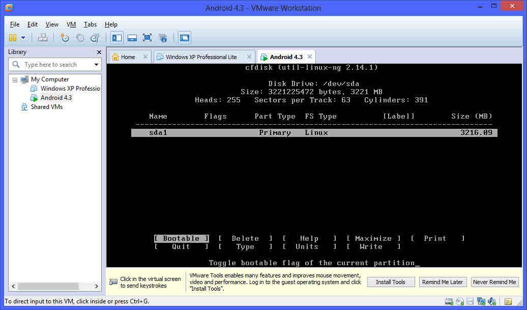 Como instalar Android en tu PC con una maquina virtual 12