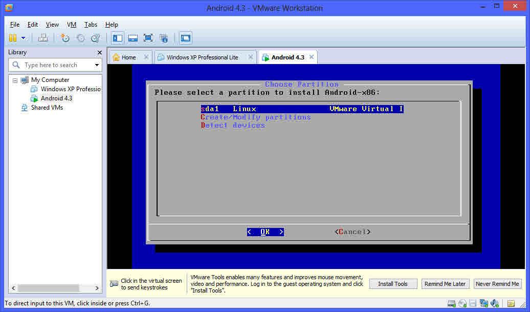 Como instalar Android en tu PC con una maquina virtual 13