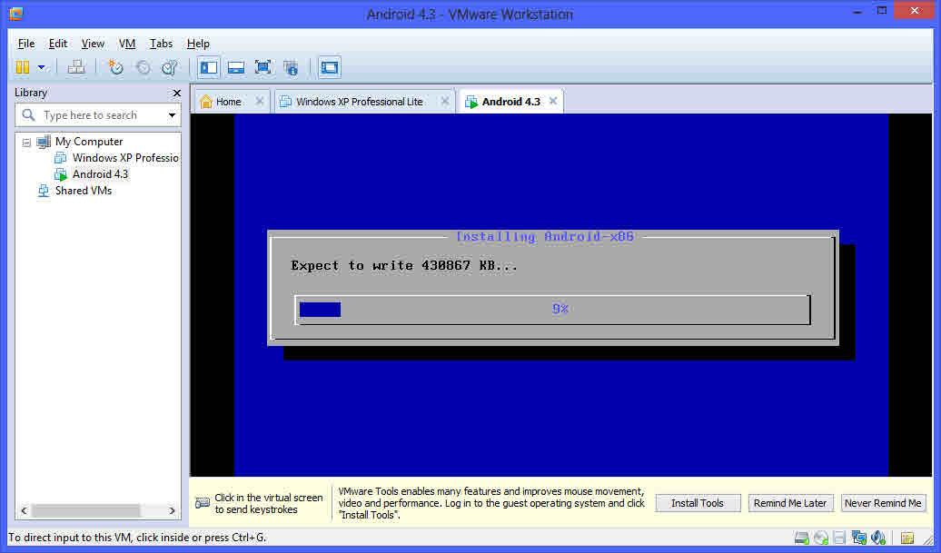 Como instalar Android en tu PC con una maquina virtual 16