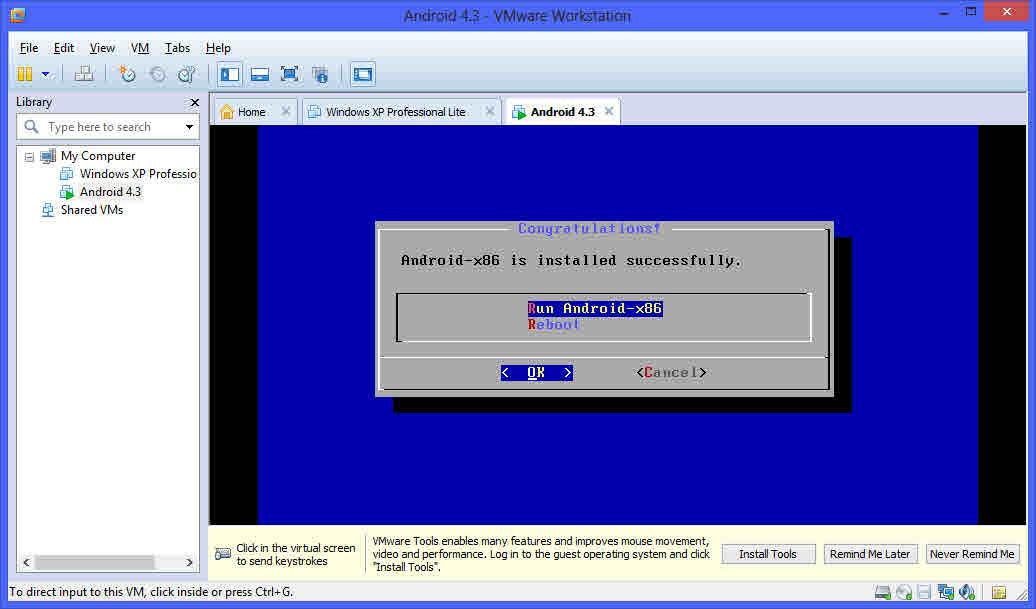 Como instalar Android en tu PC con una maquina virtual 17