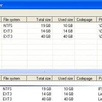 Leer particiones Ext2, Ext3 y Ext4 desde Windows con Ext2Fsd