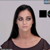 La belleza y el retoque digital en un video musical
