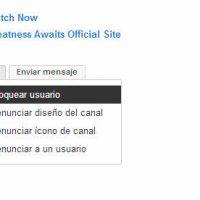 Como bloquear canales de Youtube en tus actualizaciones