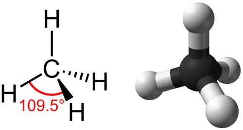 carbono-tetrahedrico química moderna
