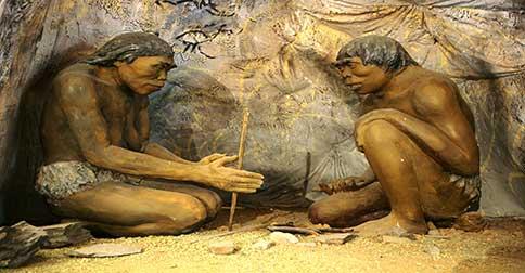 descubrimiento del fuego periodo prehistorico