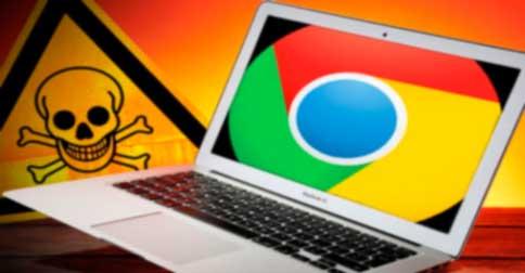 Como detectar malware usando las herramientas de Google Chrome 1