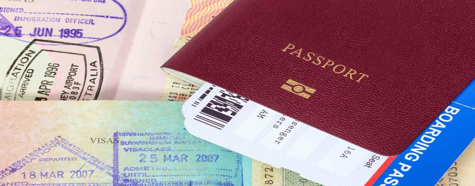 Averigua a que países puedes viajar sin visa y cuanto puedes quedarte 1