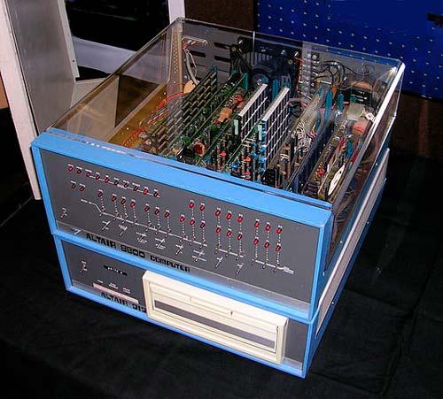 Computadora Altair 8800