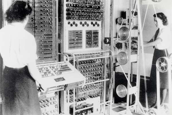 ¿Quien invento la computadora? 1