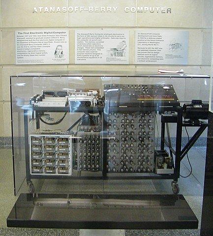 Computadora de Atanasoff ABC primera computadora digital