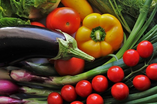 vegetales consumidos por veganos