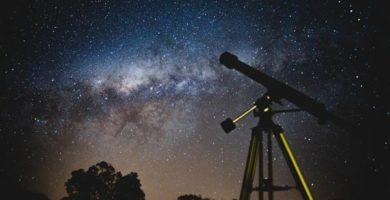 telescopio via lactea