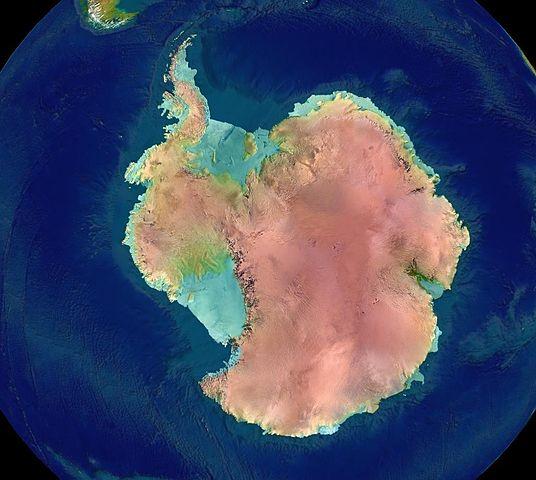 Desierto antartico uno de los desiertos mas grandes