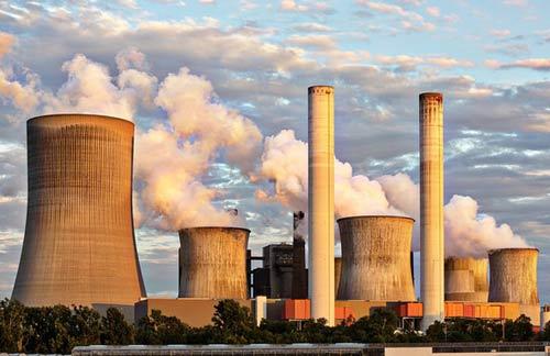 planta nuclear de energia