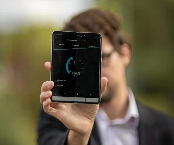 celular con 5G