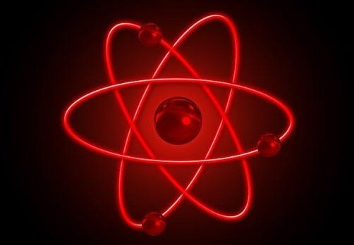 electron en atomo
